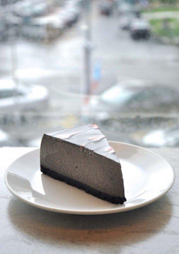 ps tokyo soft serve ice cream ss2 petaling jaya sesame tofu cheese cake