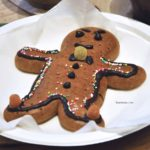 the coffee bean and tea leaf christmas 2015 ginger bread man