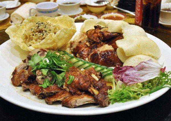 chinese new year 2016 the emperor dorsett grand subang chicken