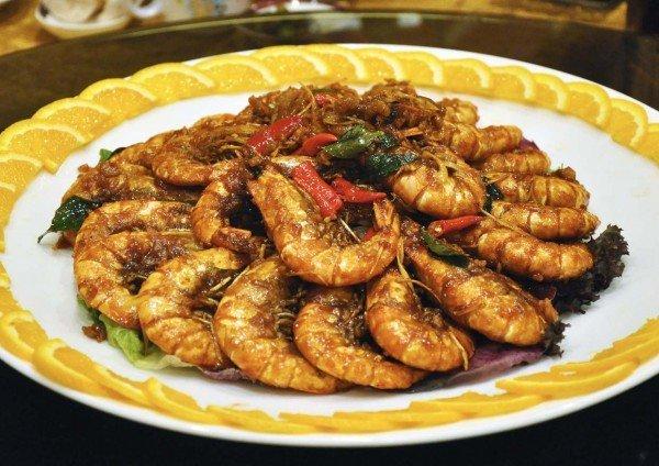 chinese new year 2016 the emperor dorsett grand subang prawns
