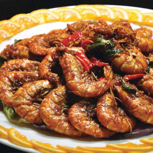 Chinese New Year Feast 2016 @ The Emperor, Dorsett Grand Subang