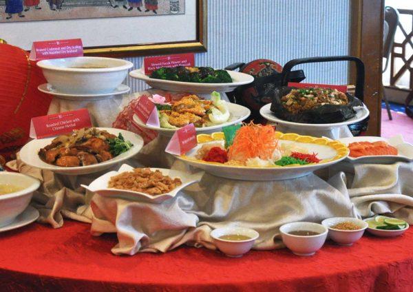 Chinese New Year 2016 @ Tung Yuen, Grand BlueWave Hotel Shah Alam