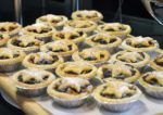 christmas new year buffet sky360 ecity hotel one city mini minced pies