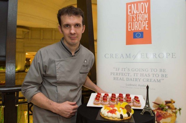 cream of europe pastry chef workshop