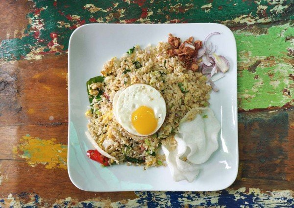 naughty nuri desa sri hartamas asian cuisine indonesian style nasi goreng