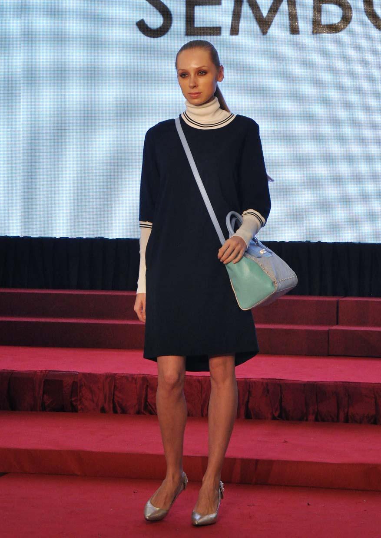 Sembonia Fall/Winter 2015 Collection Fashion Show @ Sogo Kuala Lumpur