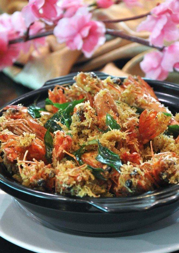 swiss garden hotel and residences kuala lumpur executive chinese chef alex choong prawn