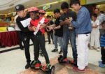 toy bank a gift of love 2015 cheras leisuremall kuala lumpur hoverboard