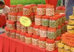 chinese new year street market 2016 da men usj subang jaya cookies
