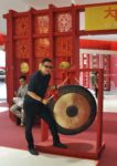 chinese new year street market 2016 da men usj subang jaya gong