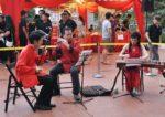 chinese new year street market 2016 da men usj subang jaya music