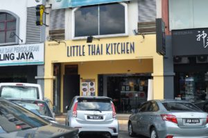 Thai Restaurant In Kota Damansara @ Little Thai Kitchen