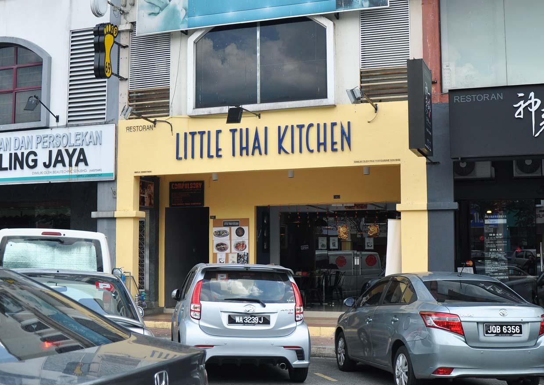 Thai Restaurant In Kota Damansara @ Little Thai Kitchen