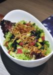 ploy thai japanese fusion restaurant publika kuala lumpur tuna wakame salad