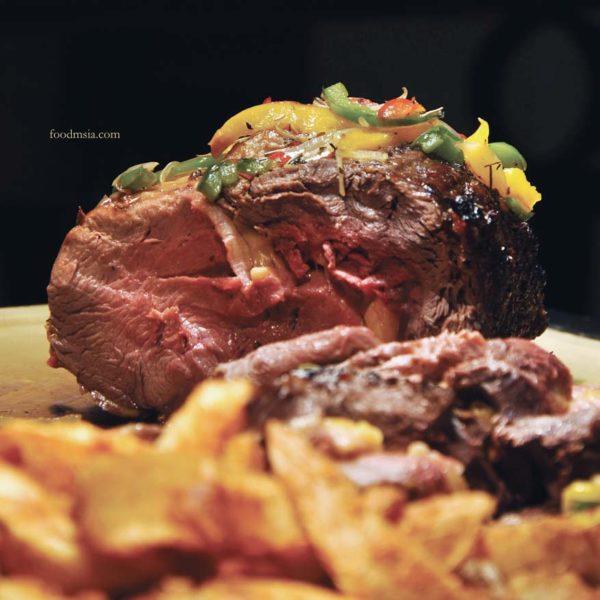 Mongolian Grill Wednesday Buffet Dinner @ Terazza Brasserie, Dorsett Grand Subang
