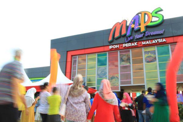 Asia's First Animation Theme Park @ Movie Animation Park Studios, Ipoh, Perak