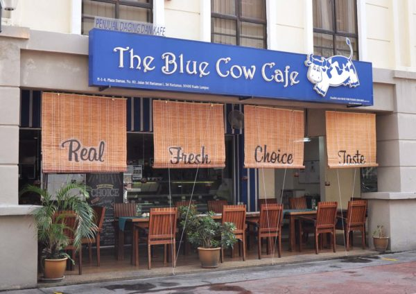 Fresh Meat Delicacies @ Blue Cow Cafe, Plaza Damas, Sri Hartamas