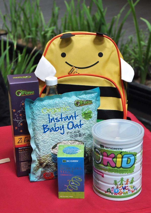 HAHA Kidz Campaign by BMS Organics for Kids Total Development