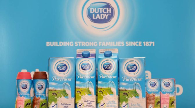 Milk at Breakfast to Build Strong Families – Dutch Lady PureFarm Milk Mornings Campaign