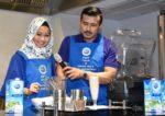dutch lady purefarm milk mornings campaign aaron aziz diyana halik