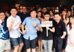 ketchup blogger speed run cafe hopping subang jaya usj selangor flingstones cafe