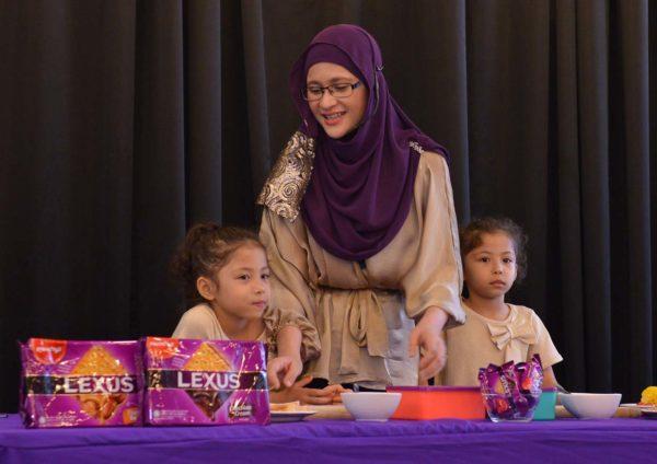 Detik Penuh Keceriaan with LEXUS and Sharifah Aleya