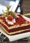 ramadan buffet 2016 sime darby convention centre cake