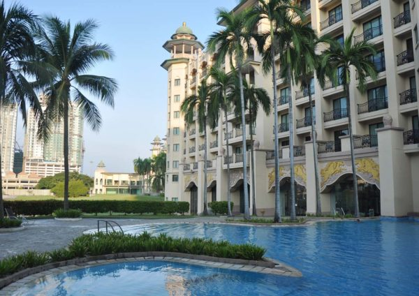 Food malaysia - Palace of the golden horses swimming pool ...