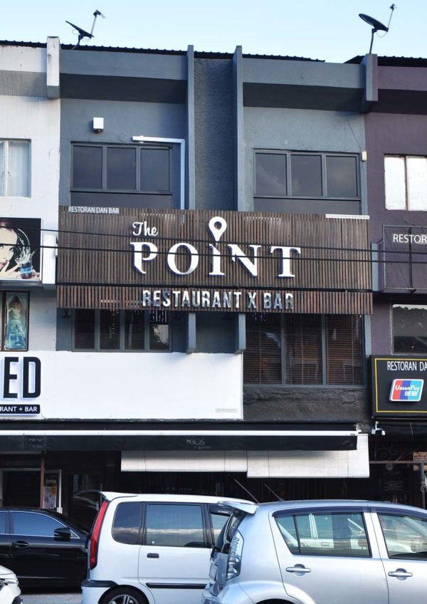 Delectable Fusion Style New Menu @ The Point Restaurant & Bar Kuala Lumpur