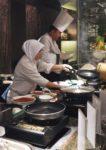 fresh market dining serena brasserie interContinental kuala lumpur hotel live cook