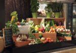 fresh market dining serena brasserie interContinental kuala lumpur hotel vegetables
