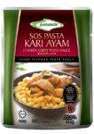 pastamate malaysia first asian flavoured pasta sauce pouch kari ayam