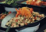 ramadan buffet dinner 2016 gtower kuala lumpur kerabu ayam