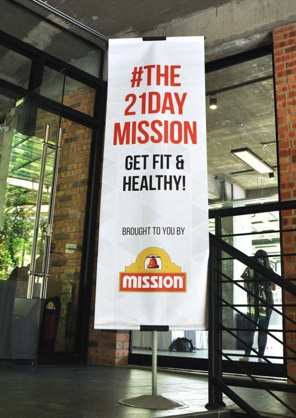 the 21 day mission by mission foods malaysia get fit healthy