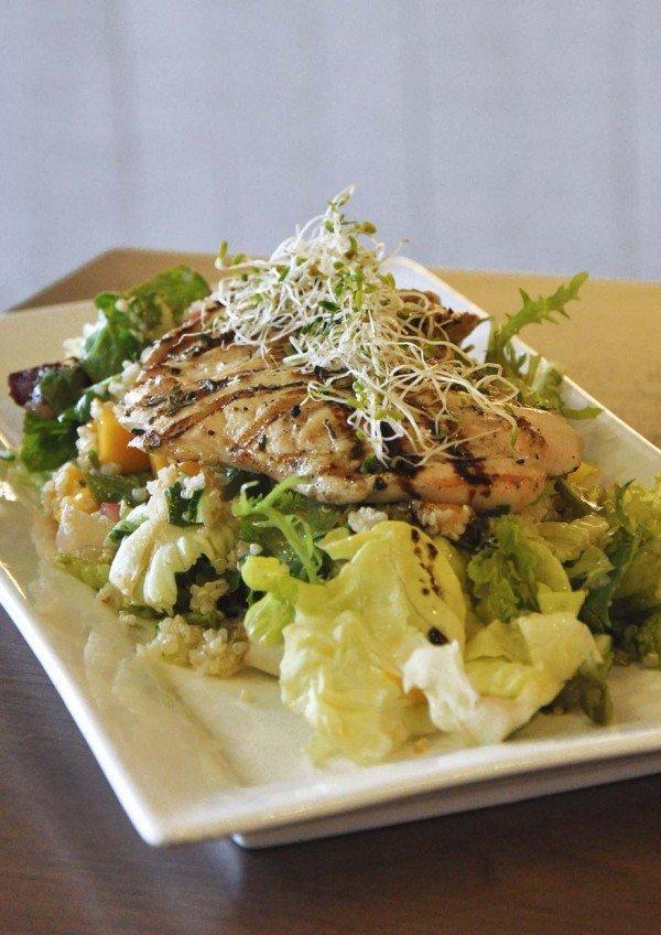 world health day 2016 la casa chicken breast quinoa salad