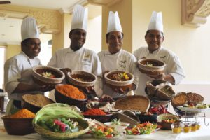 World of Curries @ Carousel International Coffeehouse, Palace of the Golden Horses
