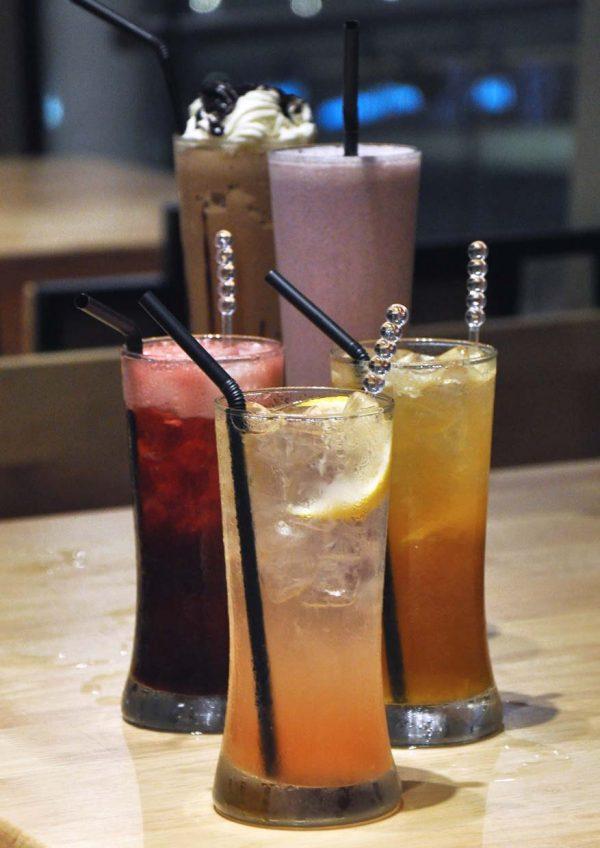 57 hotpot asian cuisine restaurant ioi city mall putrajaya beverages