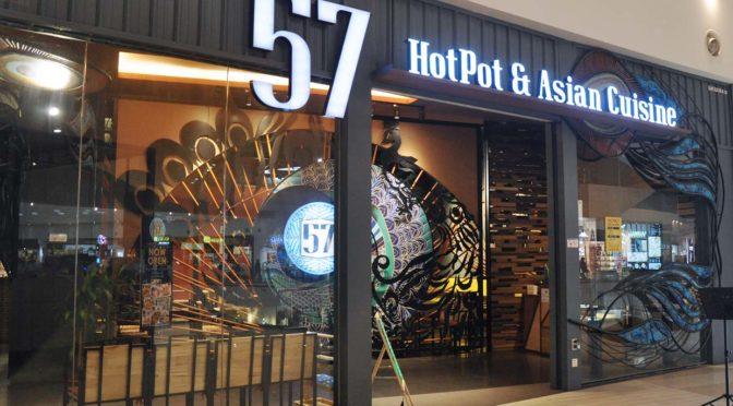 57 Hotpot & Asian Cuisine Restaurant @ IOI City Mall, Putrajaya
