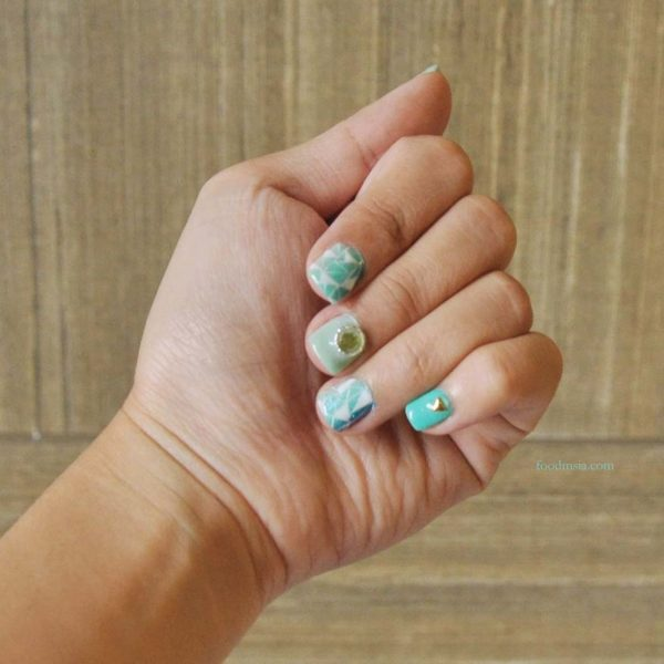 Gel Manicure Nail Art Cool Nails Taman Megah Petaling Jaya