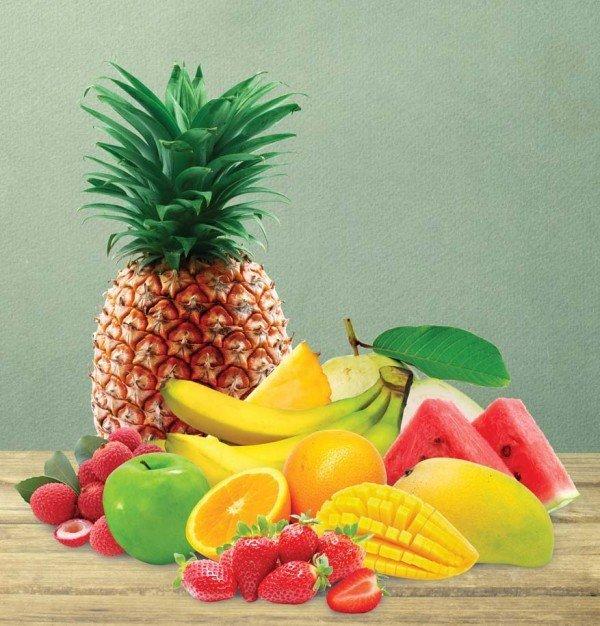 juice works fresh fruits