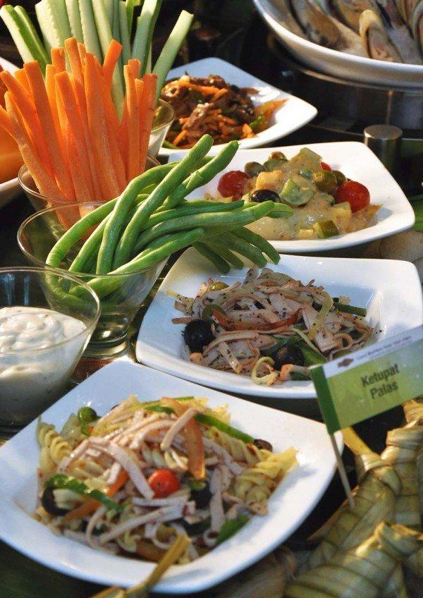 ramadan buffet 2016 royale songket restaurant grand blueWave hotel shah alam appetizer