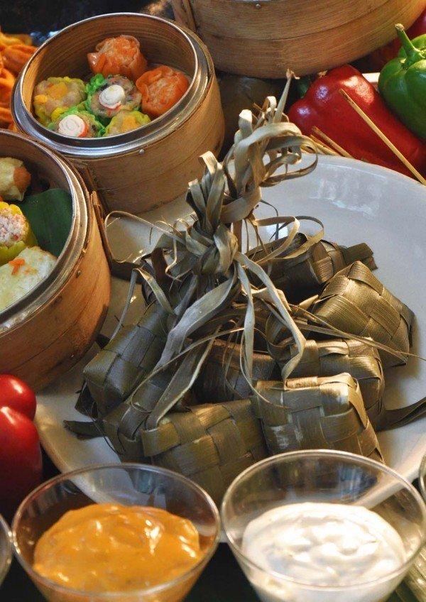 ramadan buffet 2016 royale songket restaurant grand blueWave hotel shah alam ketupat nasi