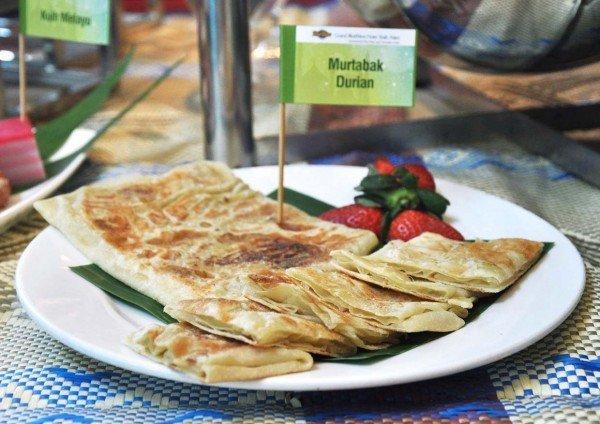 ramadan buffet 2016 royale songket restaurant grand blueWave hotel shah alam murtabak daging