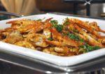 ramadan dinner buffet 2016 dorsett grand subang chili crab