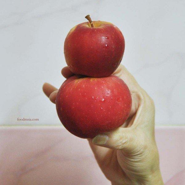 taste new zealand fair tesco malaysia enza apple