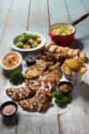 tgi friday's the chicks platter