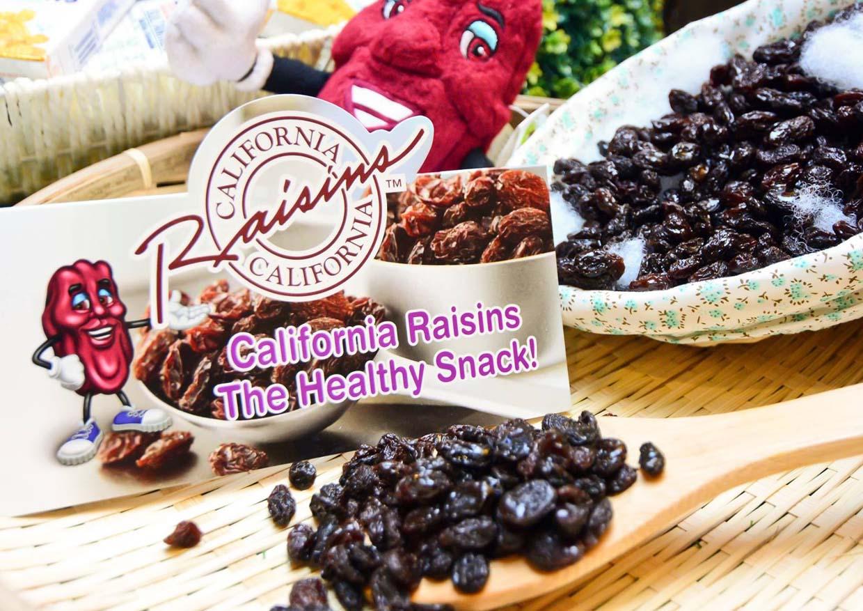 California Raisins Raya Fiesta Bloggers Baking Challenge @ Berjaya Universiti College of Hospitality