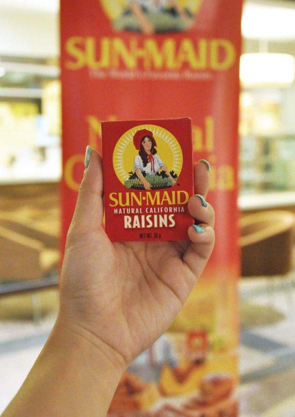 california raisins raya fiesta bloggers baking challenge berjaya universiti college of hospitality sun maid