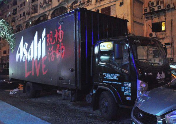madhouse kl asahi live truck