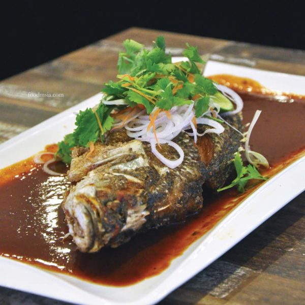 ramadan 2016 festive flavour set menus grandmama restaurant seabass with chili lime sauce